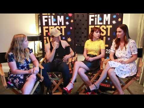 Dylan Sprouse, Hannah Marks, and Liana Liberato   Banana Split LAFF!