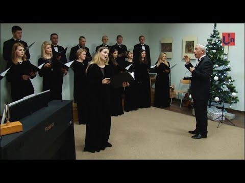 Різдвяний музичний подарунок від камерного хору «Cantus»