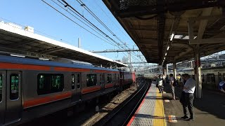 0824AT出場E231系B82編成EF81-134牽引in大宮