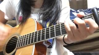 猟奇的なキスを私にして ゲスの極み乙女 ギター弾き語りcover ギター:JF...