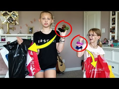 colored-scrunchies-pick-our-outfit-challenge!!!-winner-gets-$$$!