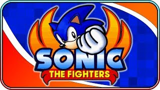 Sonic the Fighters - The RustyBacon Pilot