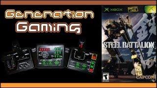 Génération Gaming - #4 : Steel Battalion ou la manette ultime!