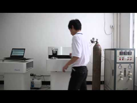 Create CX 9800 Optical Emission Spectrometer, Operation Video