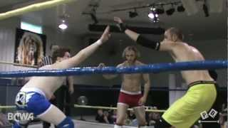 Team Beyond vs. The Paper Chasers vs. The Parker Brothers - BCWA UNITED