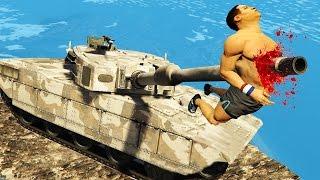 Приколы в играх WDF 12 | Агротанк | Смешные моменты из GTA 5 и HL 2