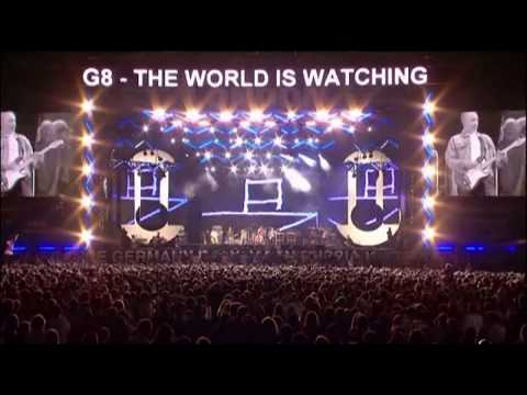 The Who   Won't Get Fooled Again Live8 2005 1080p