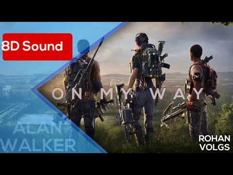 On My Way  Alan Walker Official Song  By Rohan-volgs