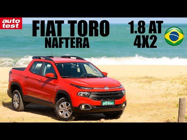 Contacto: Fiat Toro naftera 1.8 AT 4x2