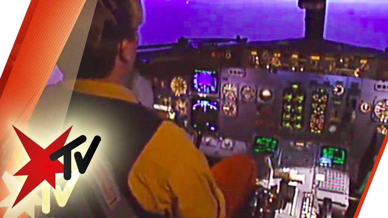 Kann jeder mit Hilfe ein Flugzeug landen? - Heute vor 25 Jahren | stern TV