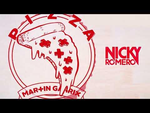 Martin Garrix - Pizza (Nicky Romero Edit)