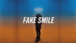RnB Trap Soul Smooth x Bryson Tiller ''Fake Smile'' [Type Beat] | Eibyondatrack x Roc Legion