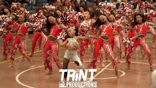 Dancing Dolls of Birmingham (DD4L) compete in the annual Bay Area B...