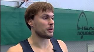 Александр Лесной на время стал стритболистом