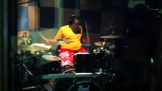 Download Dante 13 year old playing caught up in studio