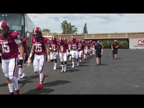 Sierra College Football 2019