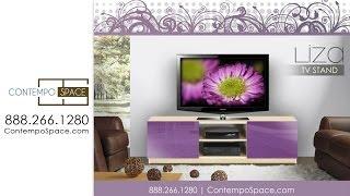 Liza Tv Stand Media Console | Item #: 27152