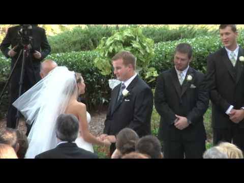 Carissa & Mason Ceremony Highlights
