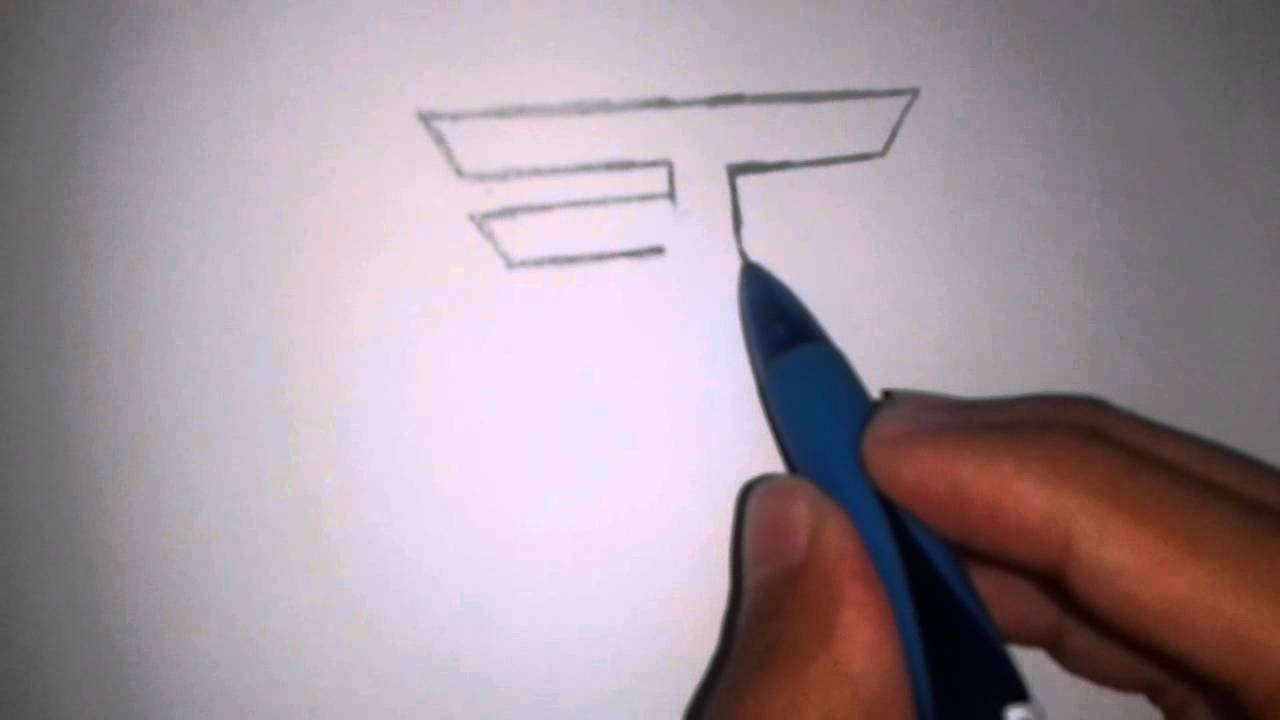 how to draw the faze clan logo youtube