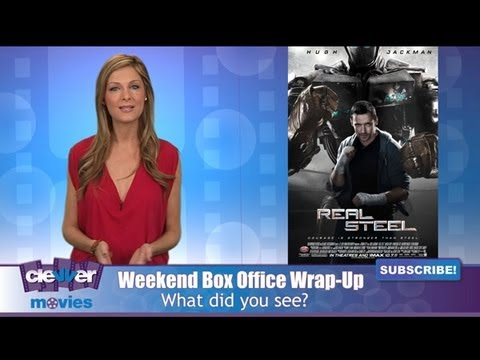 Weekend Box Office Wrap-Up: Real Steel, The Ides of March