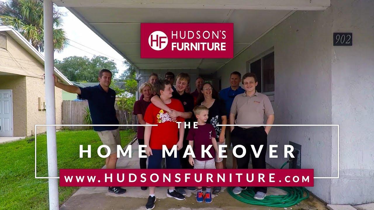 Hudsonu0027s Home Renovation Celebration!