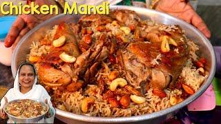 Arabian Chicken Mandi Recipe With Indian Tadka  Chicken Mandi Recipe  How To Make Chicken Mandi