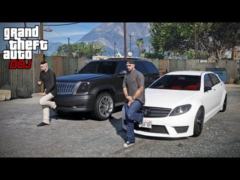 GTA 5 Roleplay - DOJ 183 - Uber VS Lyft (Criminal)