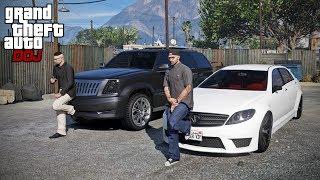 GTA 5 Roleplay - DOJ 183 - Uber VS Lyft (Criminal)