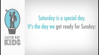 Saturday (Is A Special Day) - Karaoke