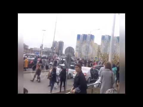 В Сургуте «заминировали» ТРЦ Аура.