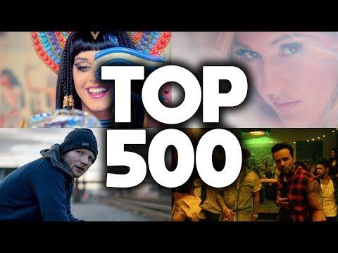 As 500 Melhores Músicas Internacionais de Todos os Tempos 2018