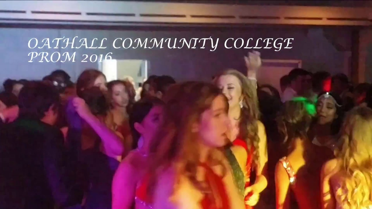 Oathall Community College Prom 2016