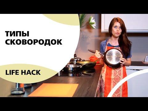 Типы сковородок