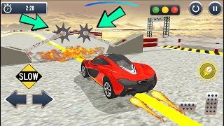 City GT Racing Hero Stunt - Stunts Car Racing Game - Android Gameplay Video