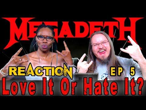 Megadeth - In My Darkest Hour (REACTION!!!)