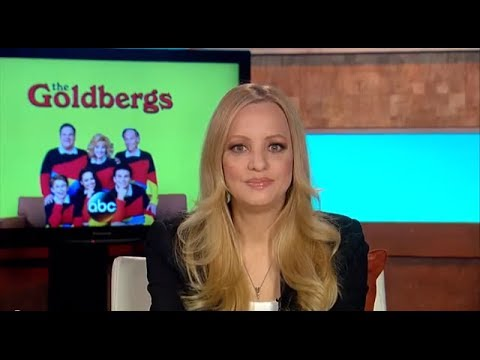 Wendi McLendon-Covey #RedCarpetReport Interview #TheGoldbergs #ABC @wendimclendonco