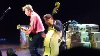 "Stray Cats - My Baby Left Me (Arthur ""Big Boy"" Crudup) - Costa Mesa"