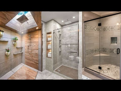 Top 100 shower design ideas  for small bathroom design - Glass shower box ideas 2021