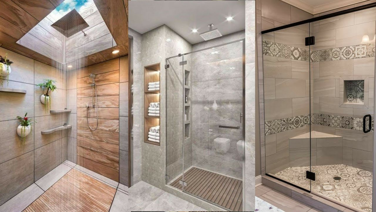 Shower Design Photos