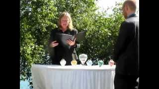 Wedding of Mark and Kayla Gillis - Sand Ceremony