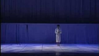 生命中不能承受的痛(现代舞男子独舞,表演:汪洋)北京现代舞团