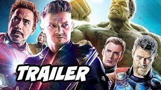 Avengers Phase 4 Hawkeye Teaser Trailer - Marvel Phase 4 Breakdown