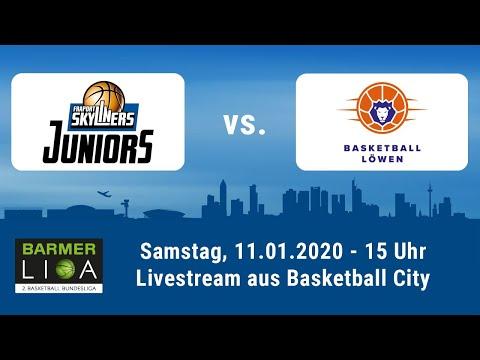 Livestream - ProB Heimspiel Der FRAPORT SKYLINERS Juniors Gegen Erfurt