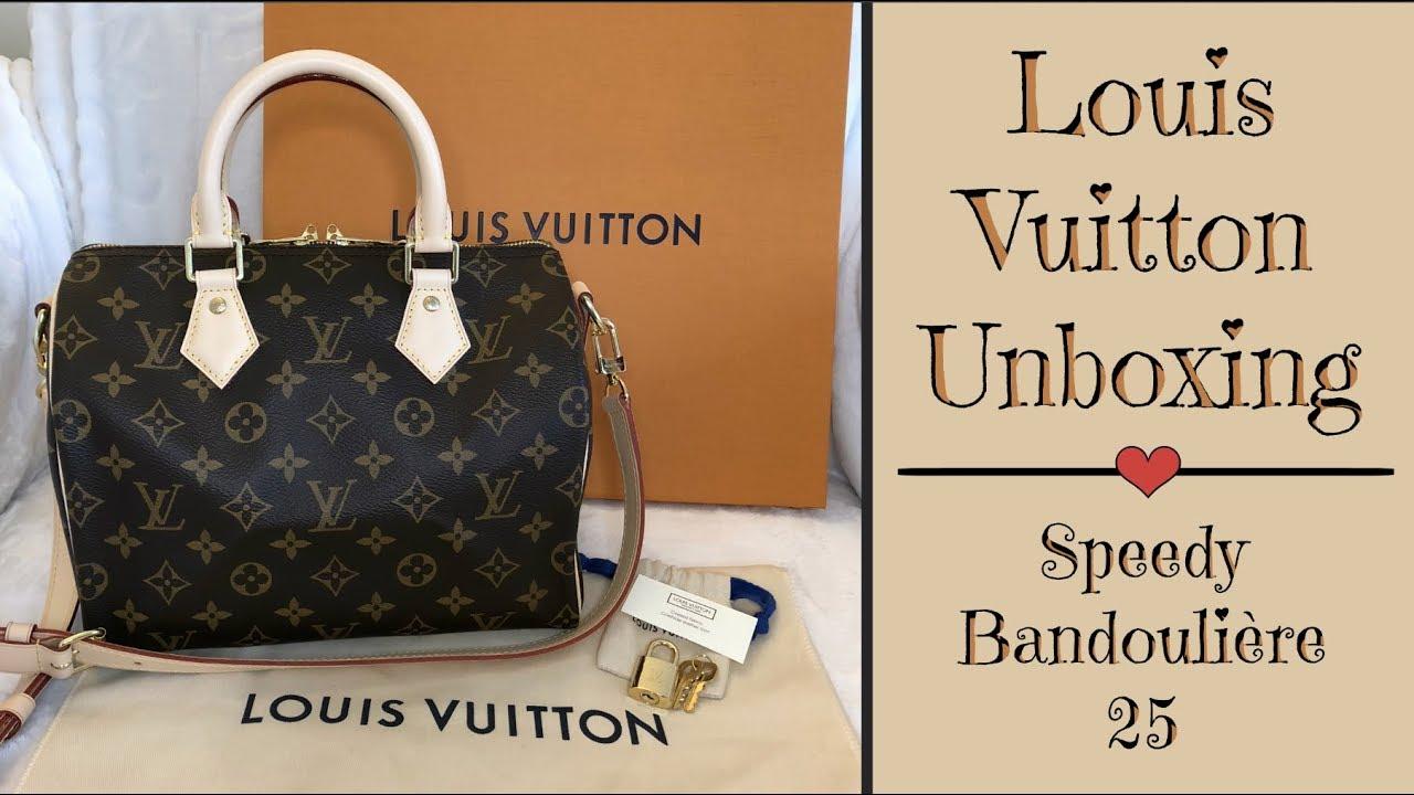 09ca00fcf5b2 Louis Vuitton Unboxing