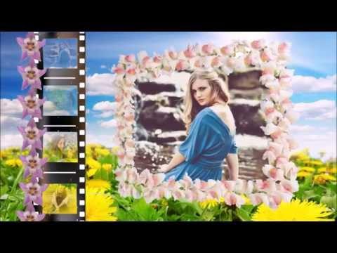 Шаблоны для презентаций из фотографий с эффектами