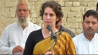 Opposition cowards, circulating literature of lies: Priyanka Gandhi Vadra