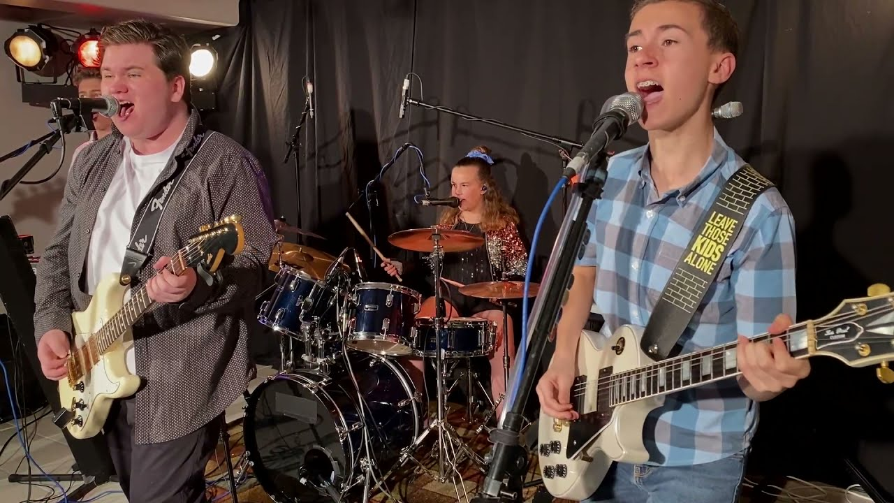 Download Feels Like The First Time, Foreigner Cover by Leave Those Kids Alone