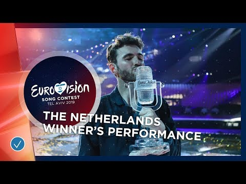 WINNER'S PERFORMANCE: Duncan Laurence - Arcade - The Netherlands - Eurovision 2019