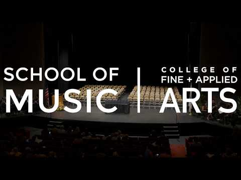 May 13, 2018 Convocation - University of Illinois - School of Music