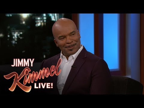 David Alan Grier Turns Prescription Medications into Children's Names